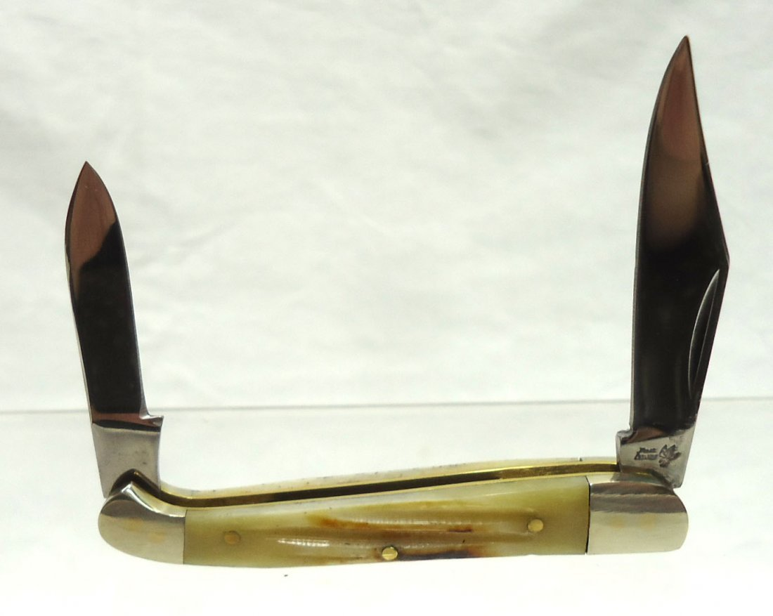 "3"" Bone Handle Pocket Knife"