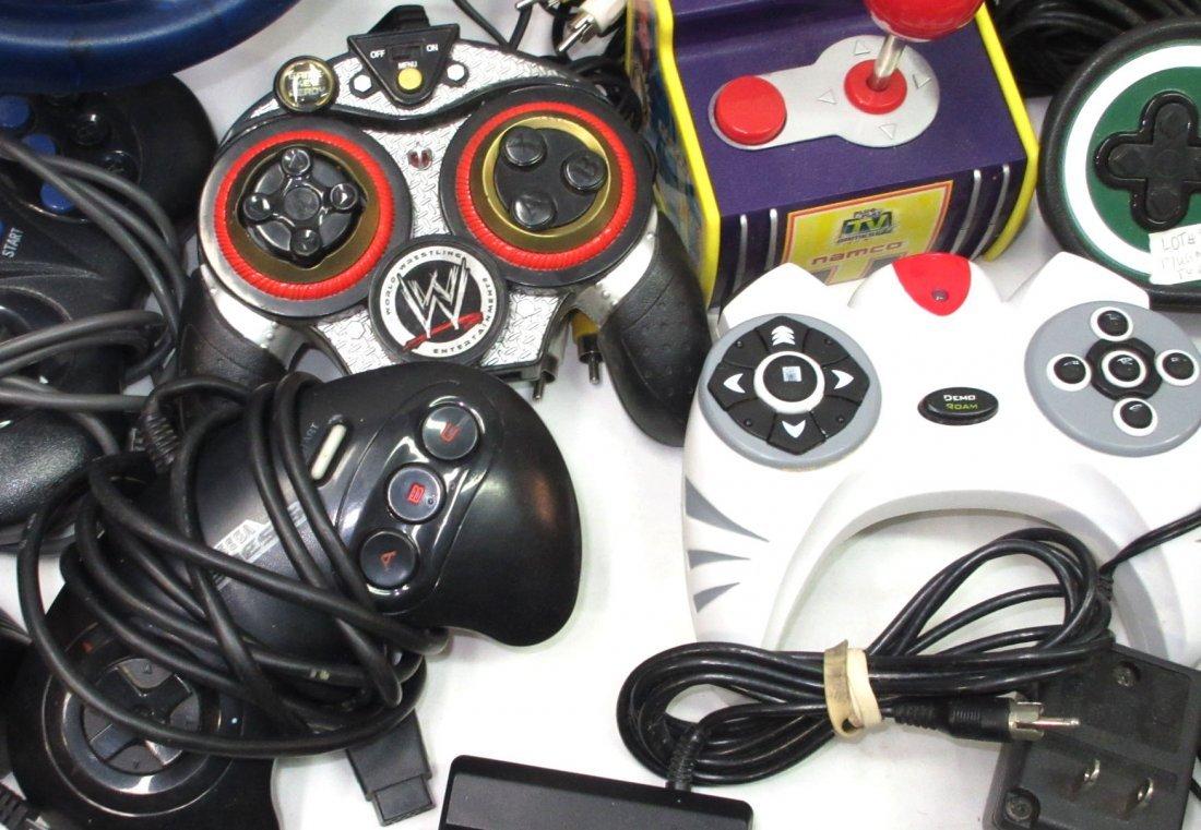 Lot of Vtg. Video Games, Etc - 4