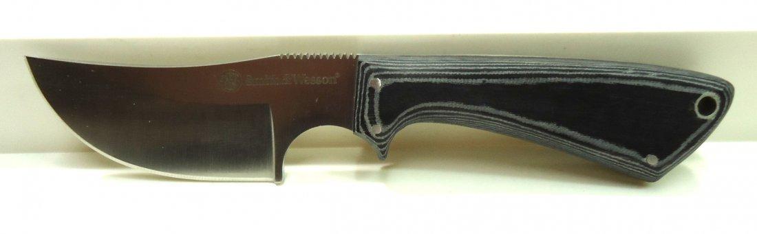"7"" Smith & Wesson Skinner Knife - 2"