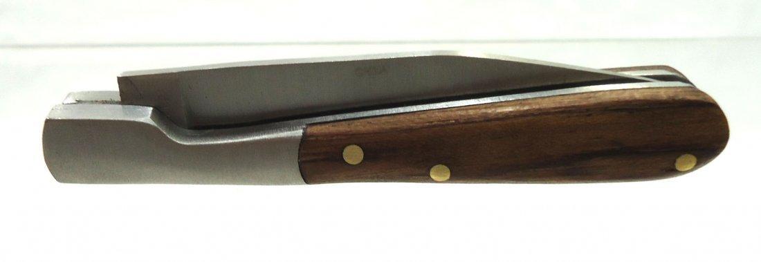 """2 3/4"""" Sheriffs Toothpick Pocket Knife - 3"""