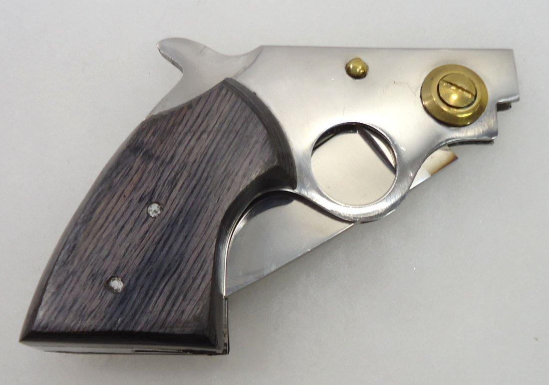 """5"""" Folding Gun Knife - 3"""