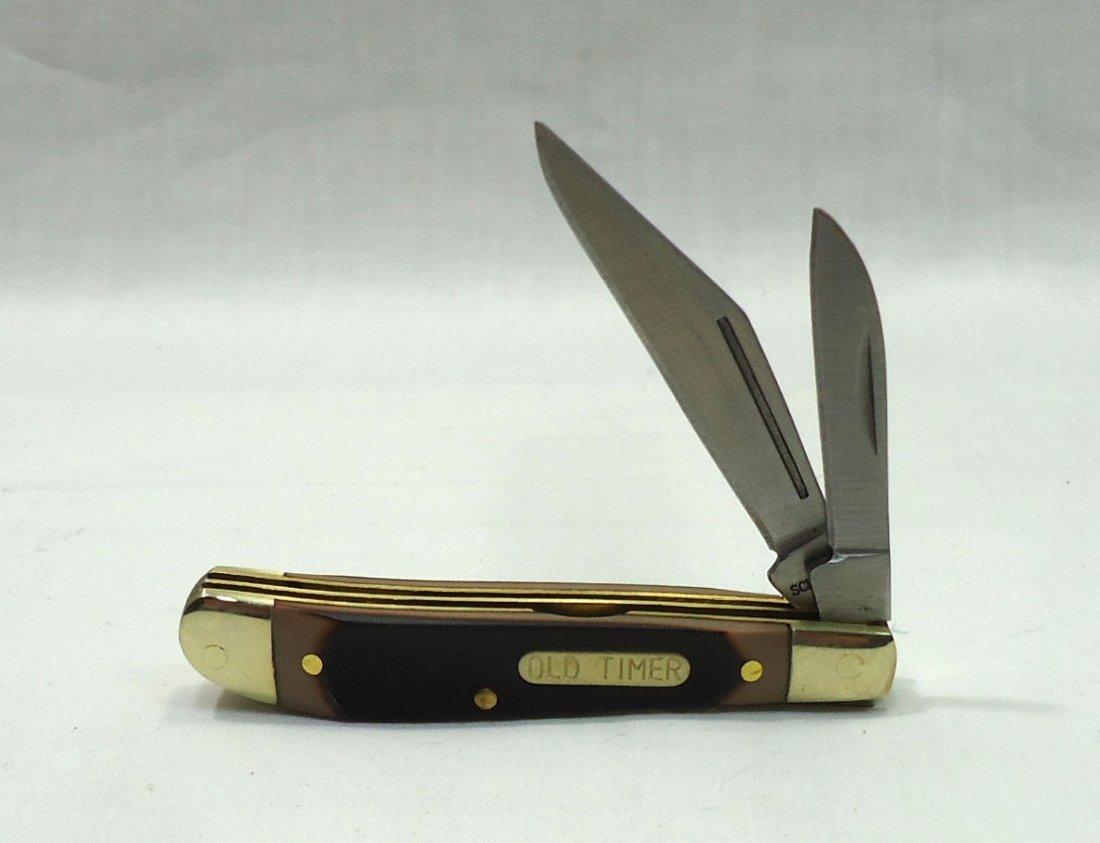 Old Timer Schrade Pocket Knife