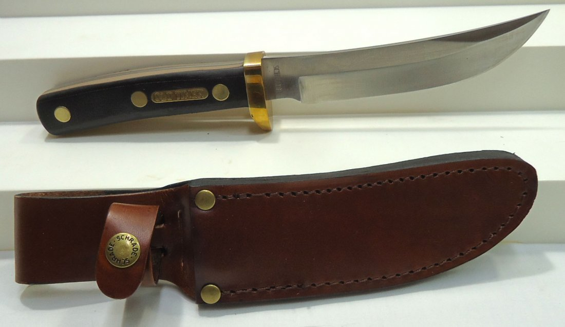 Schrade Old Timer Hunting Knife