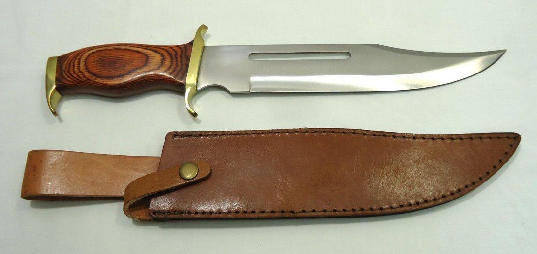 "15 1/2"" Bowie Knife"