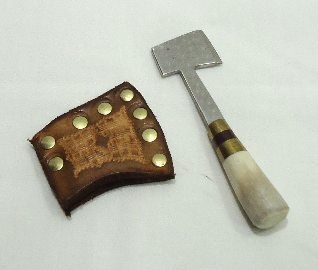 Ken Richardson Hand Made Miniature Hatchet