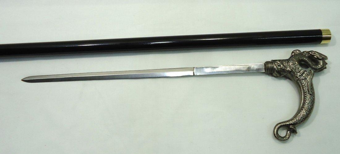 Modern Dragon Sword Cane