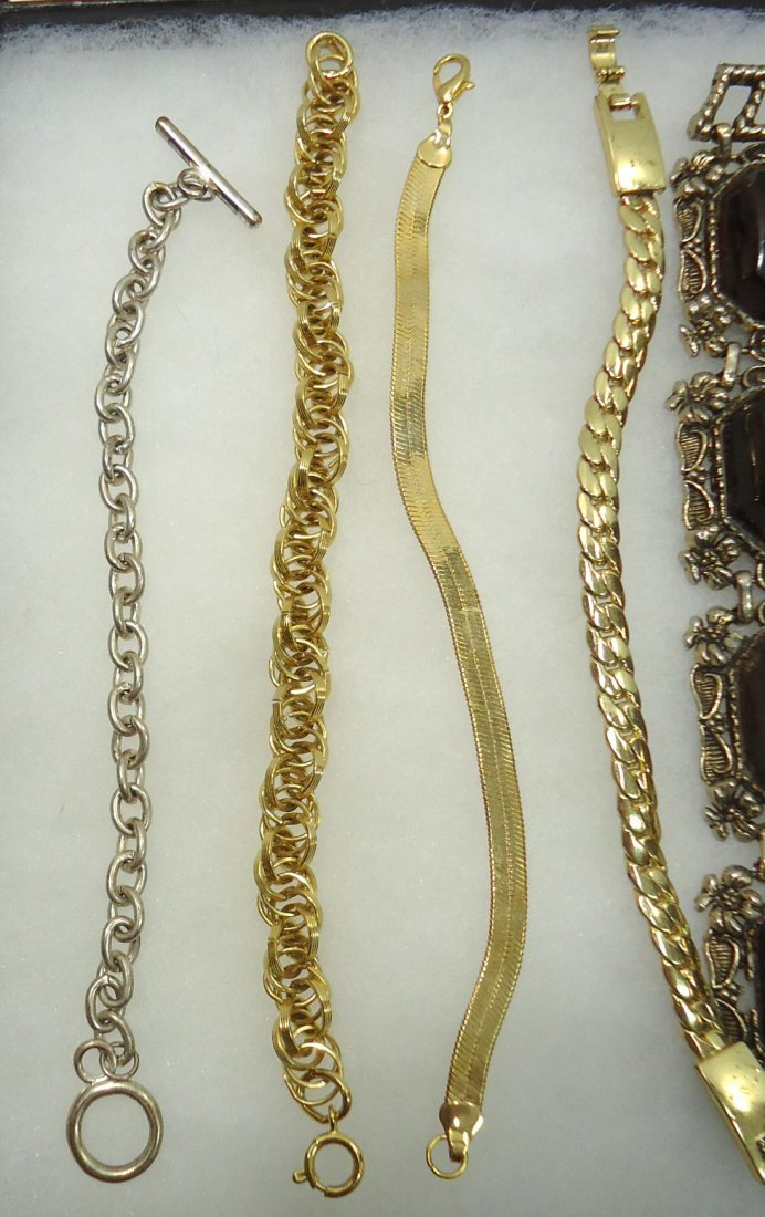 9 Costume Bracelets - 2