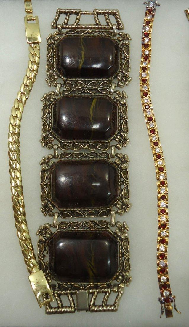 9 Costume Bracelets - 3