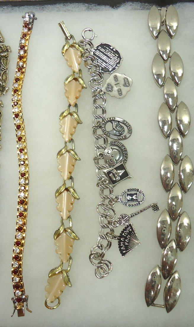 9 Costume Bracelets - 4