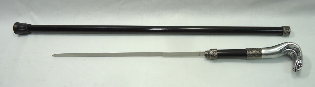 Modern Cobra Sword Cane