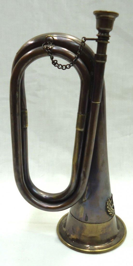 Modern Brass U.S. Bugle - 3