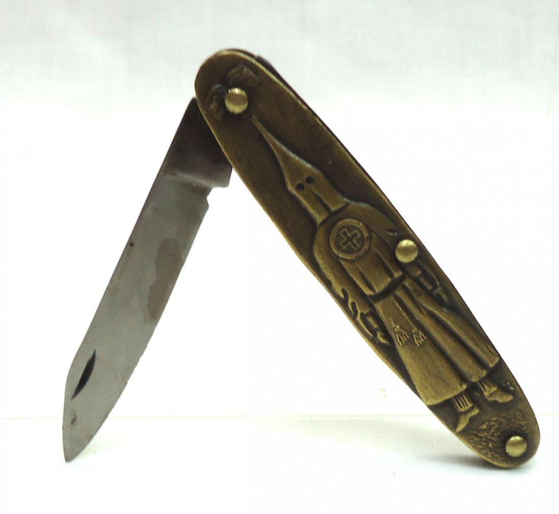 Modern KKK Pocket Knife