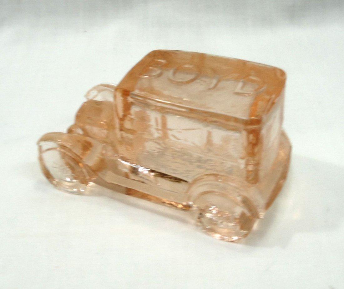 Boyd Glass Automobile