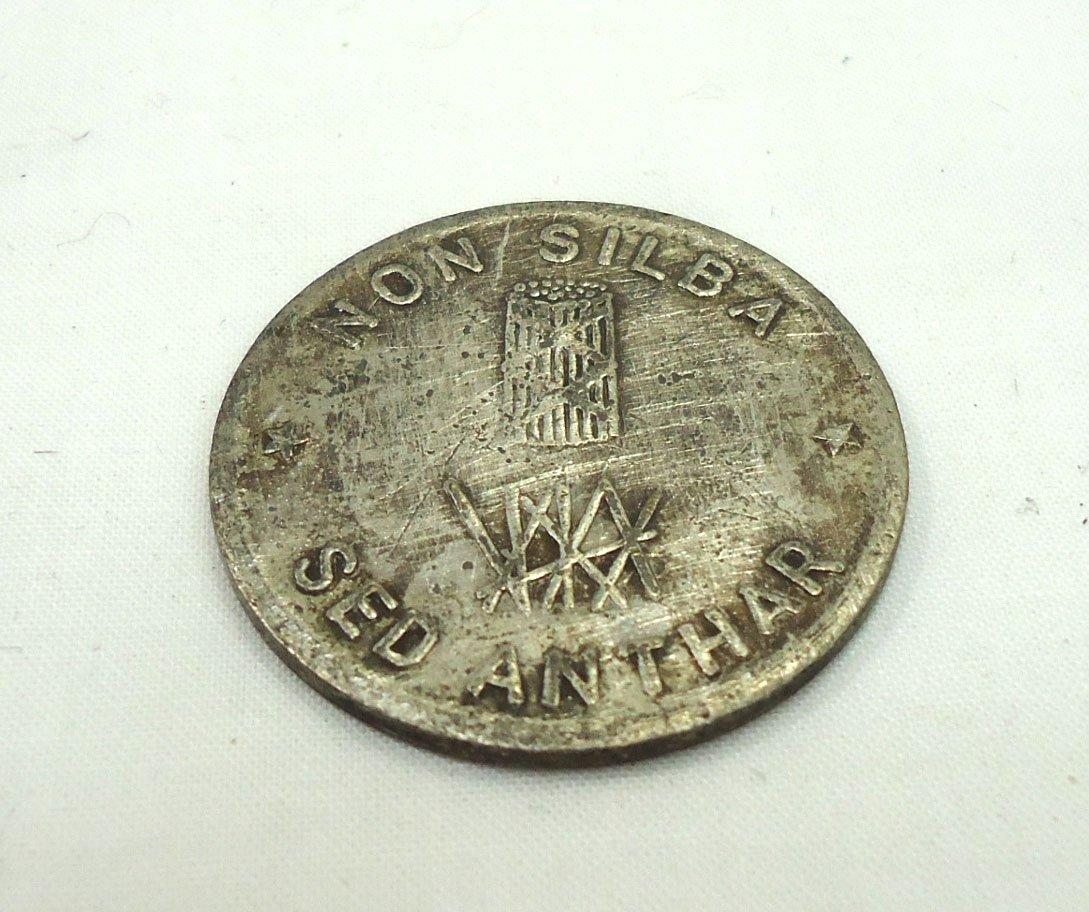 Modern SYMWAO MIAFA Medallion