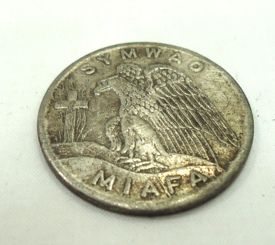 Modern SYMWAO MIAFA Medallion - 2