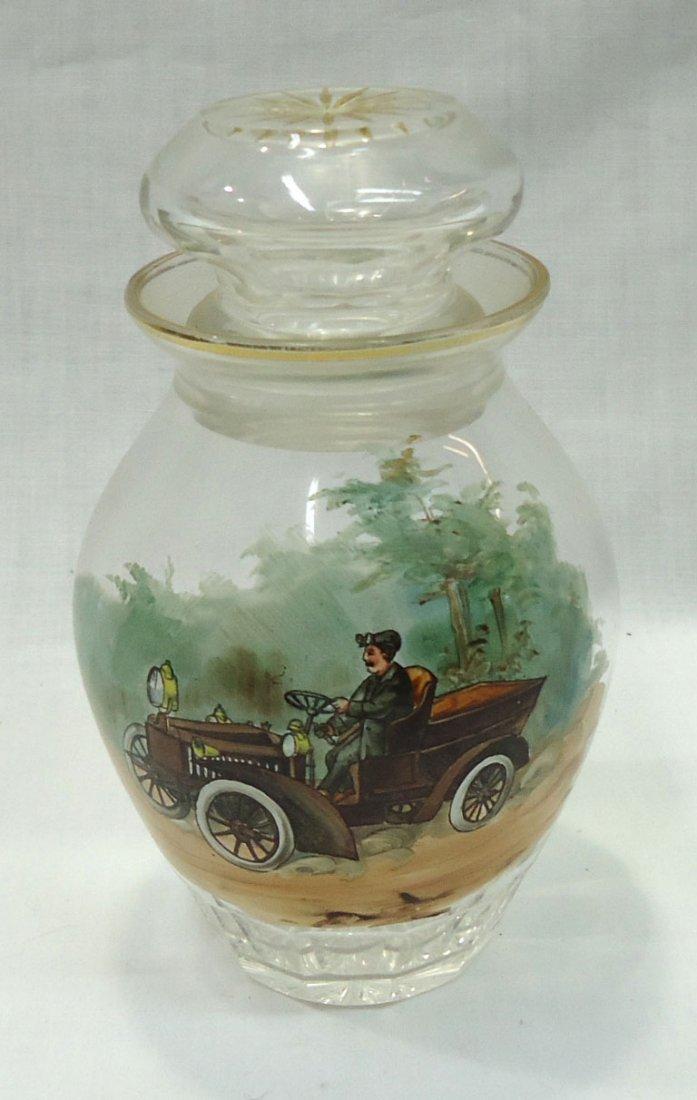 Vtg. H.P. Dresser Jar