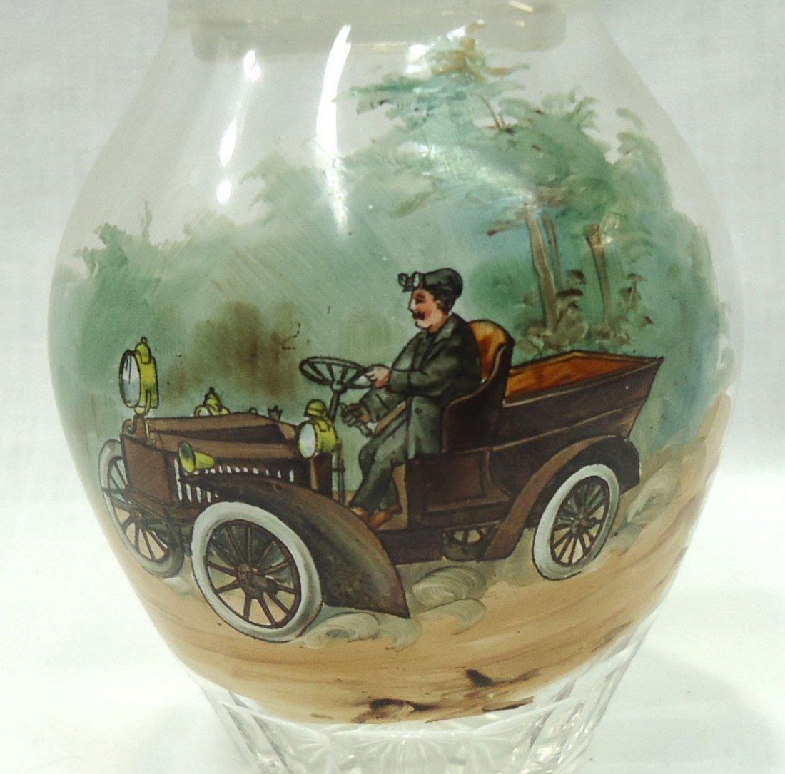 Vtg. H.P. Dresser Jar - 2
