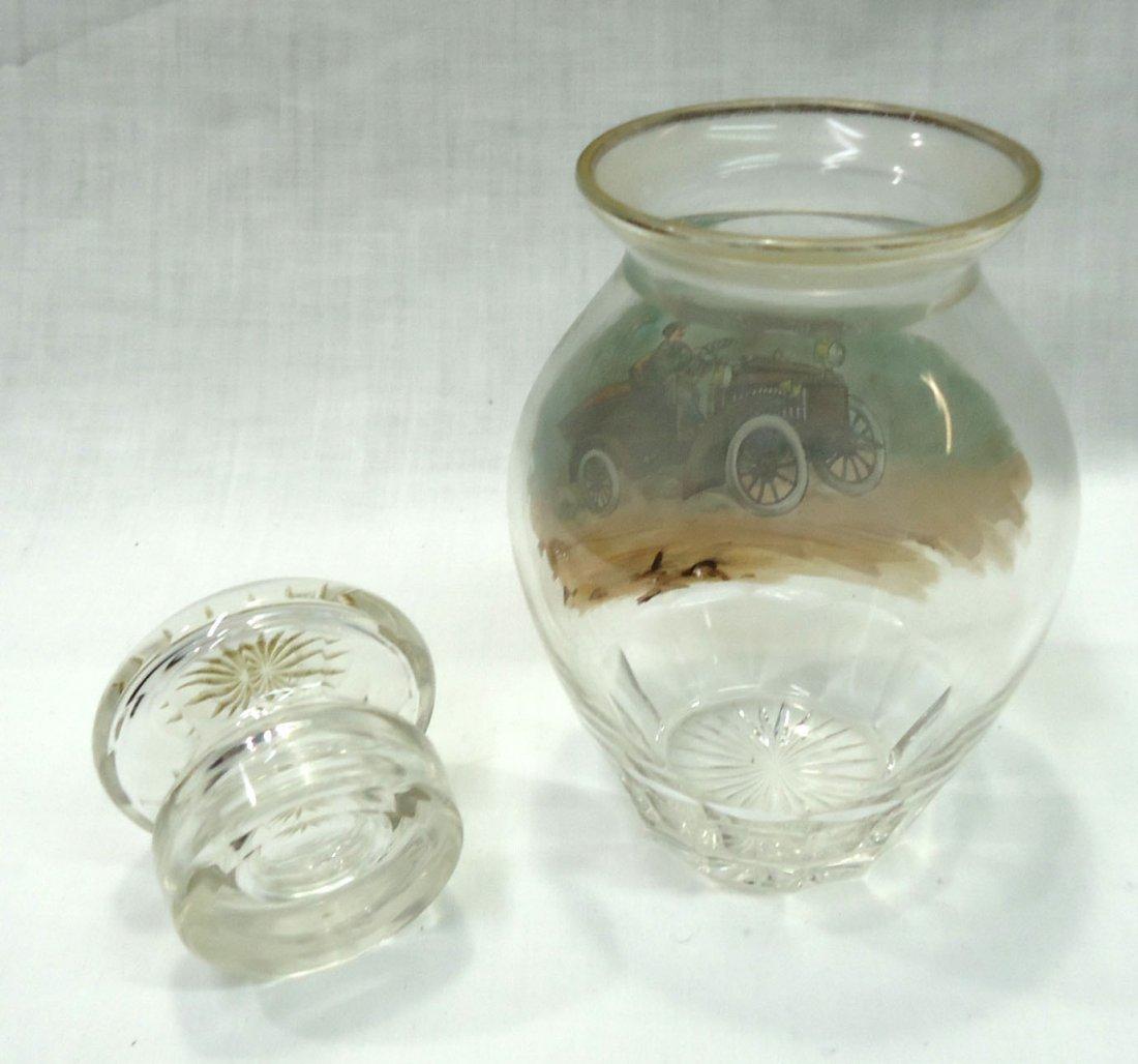 Vtg. H.P. Dresser Jar - 3