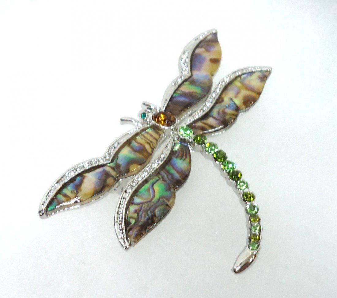 Butterfly Brooch - 2
