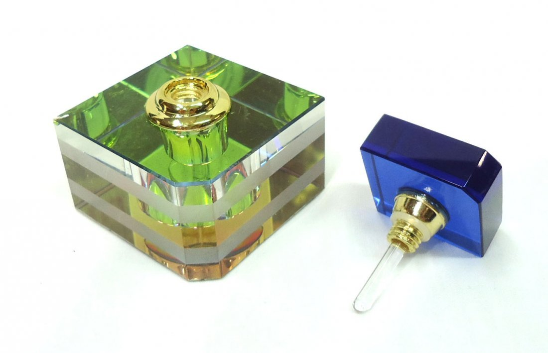 Crystal Perfume Bottle - 2