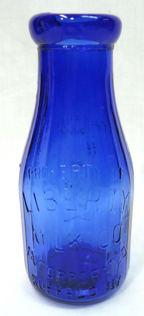 1884 Wenck Statue of Liberty perfume bottle