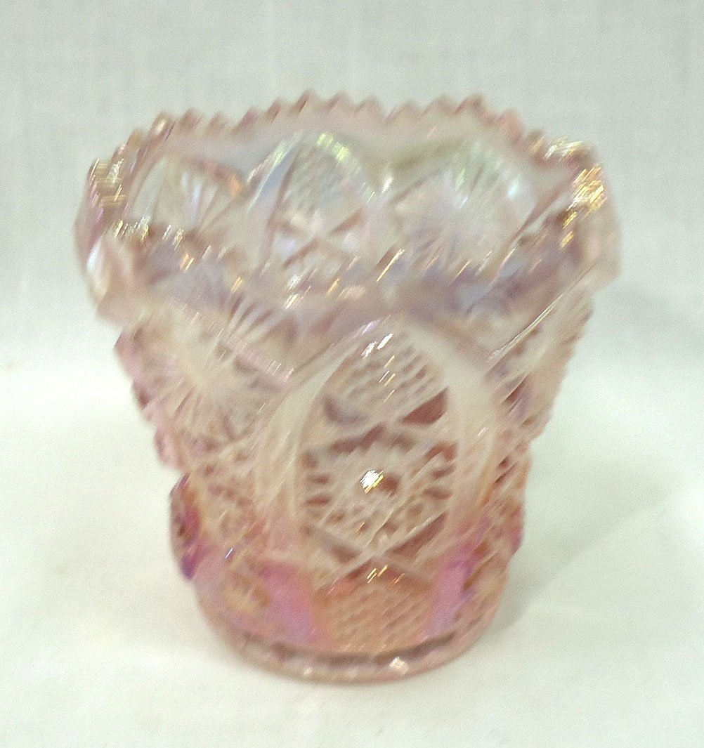 4- Boyd Glass Toothpick Holders - 4