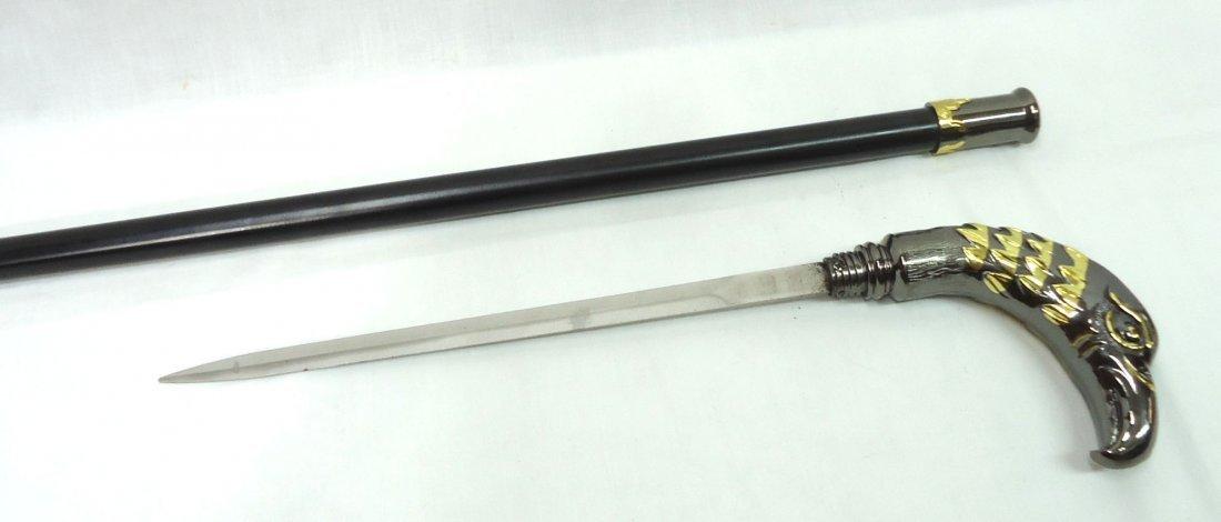 Eagle Head Sword/Cane