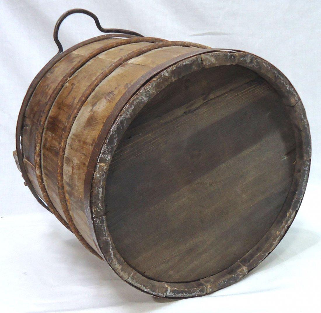 Modern Wooden Bucket - 4