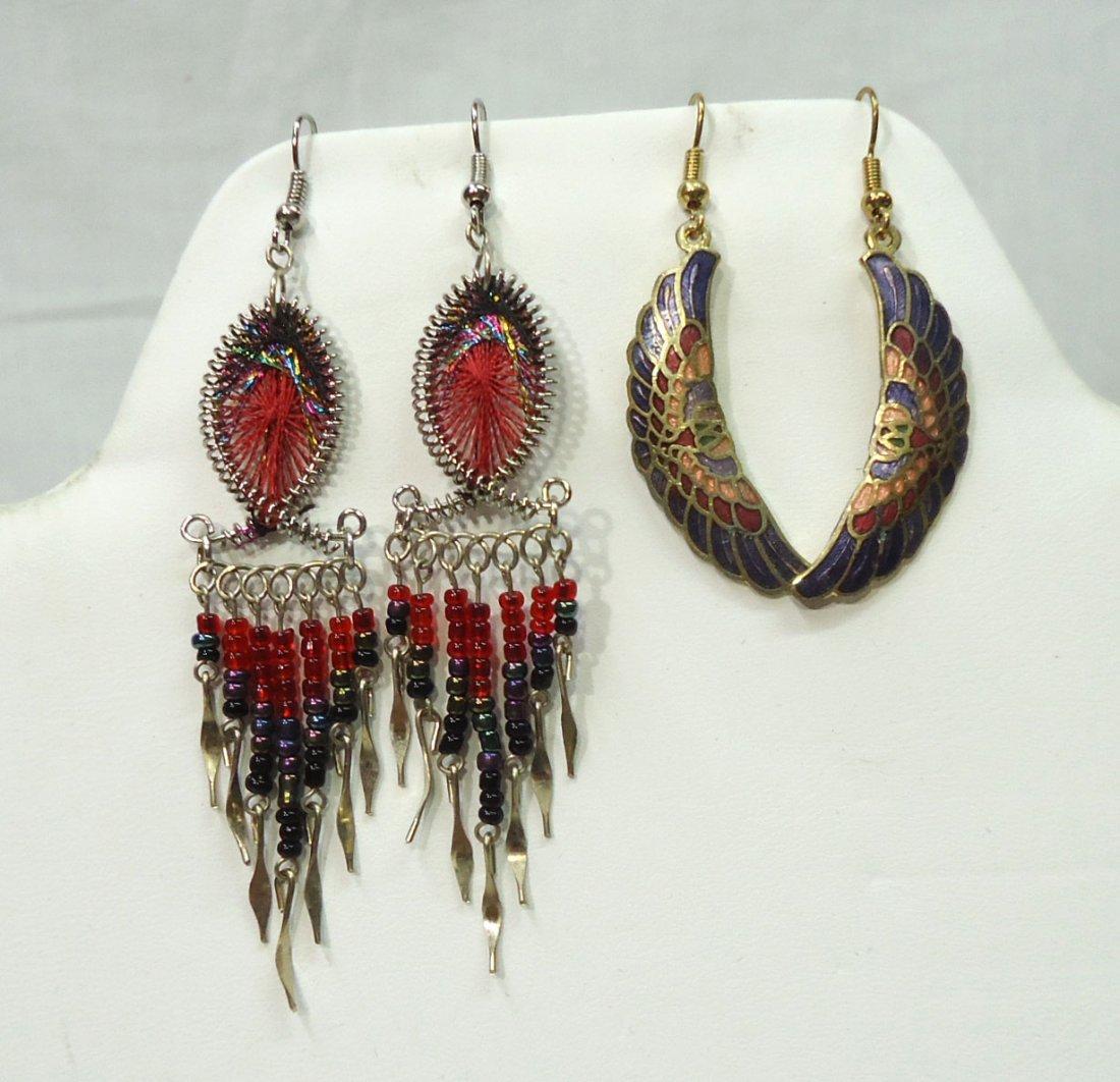 2- Pr. Earrings