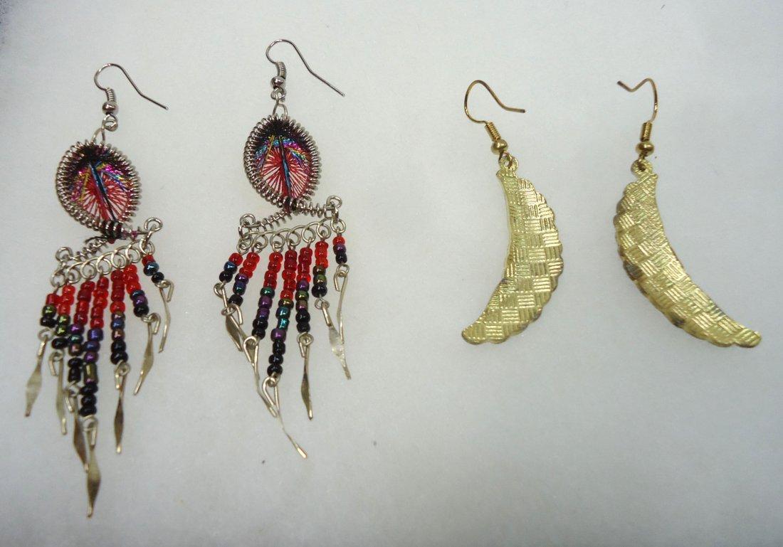 2- Pr. Earrings - 2