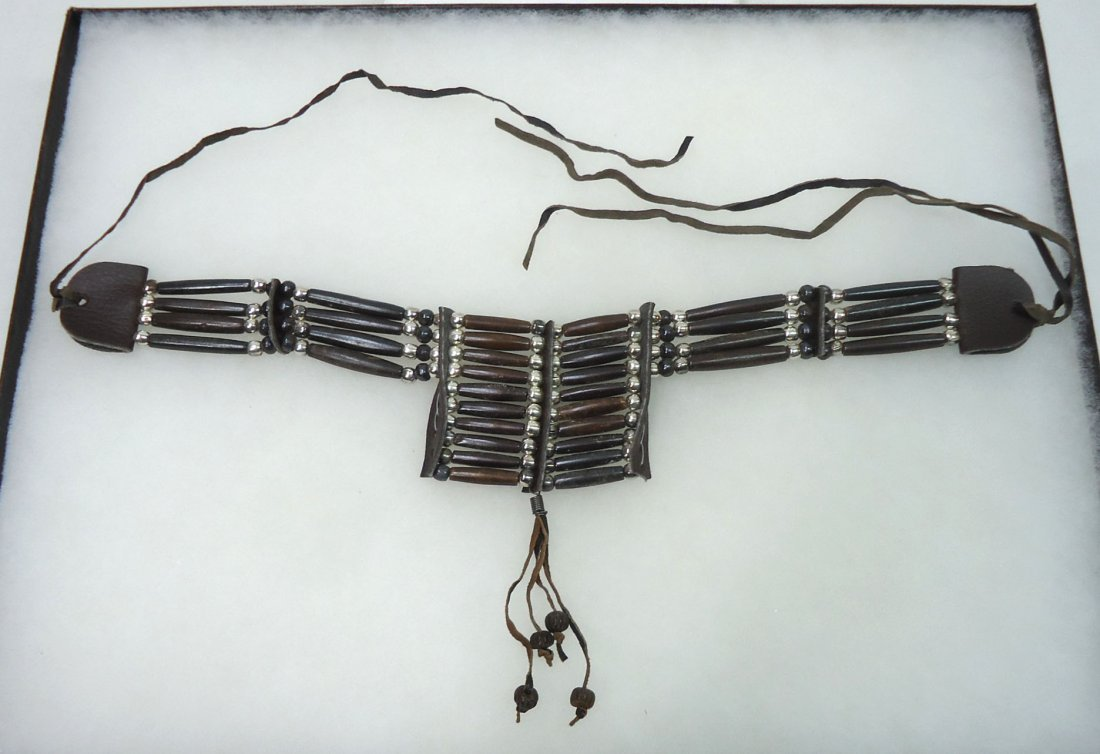 Indian Breast Plate Necklace