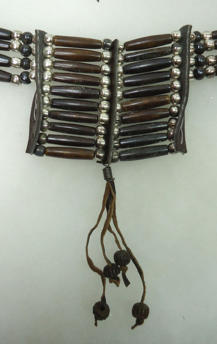 Indian Breast Plate Necklace - 2