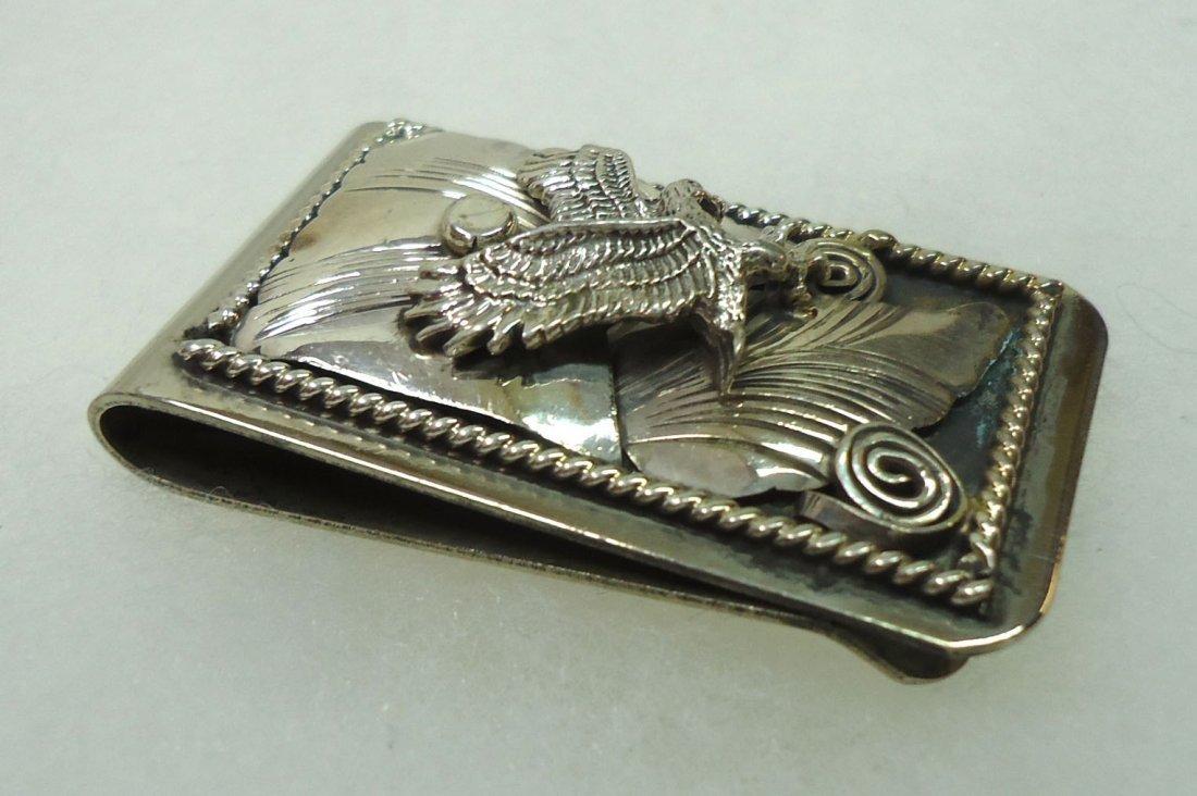 Sterling Eagle Money Clip - 2
