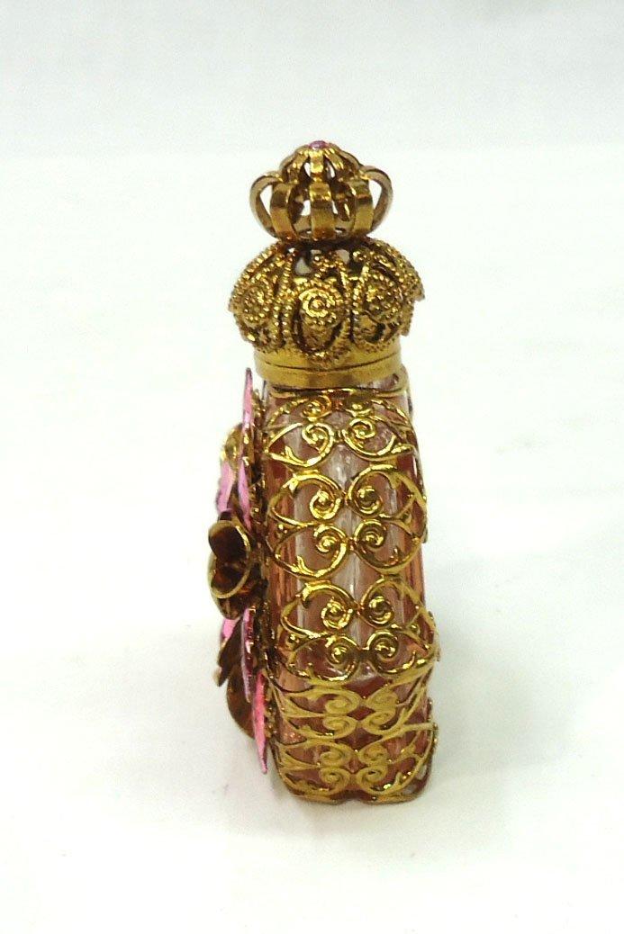 Ornate Perfume Bottle - 2