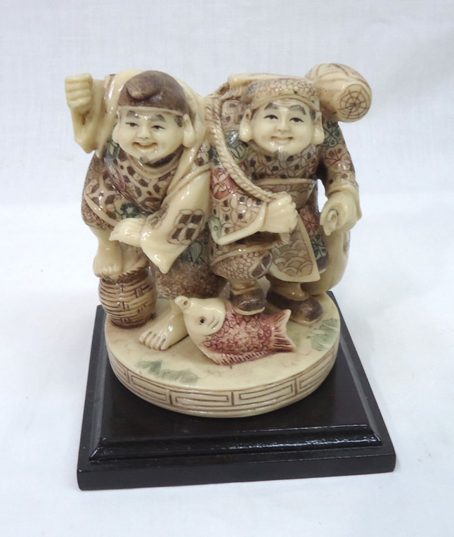 Oriental Double Figure