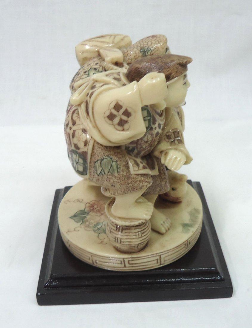 Oriental Double Figure - 3