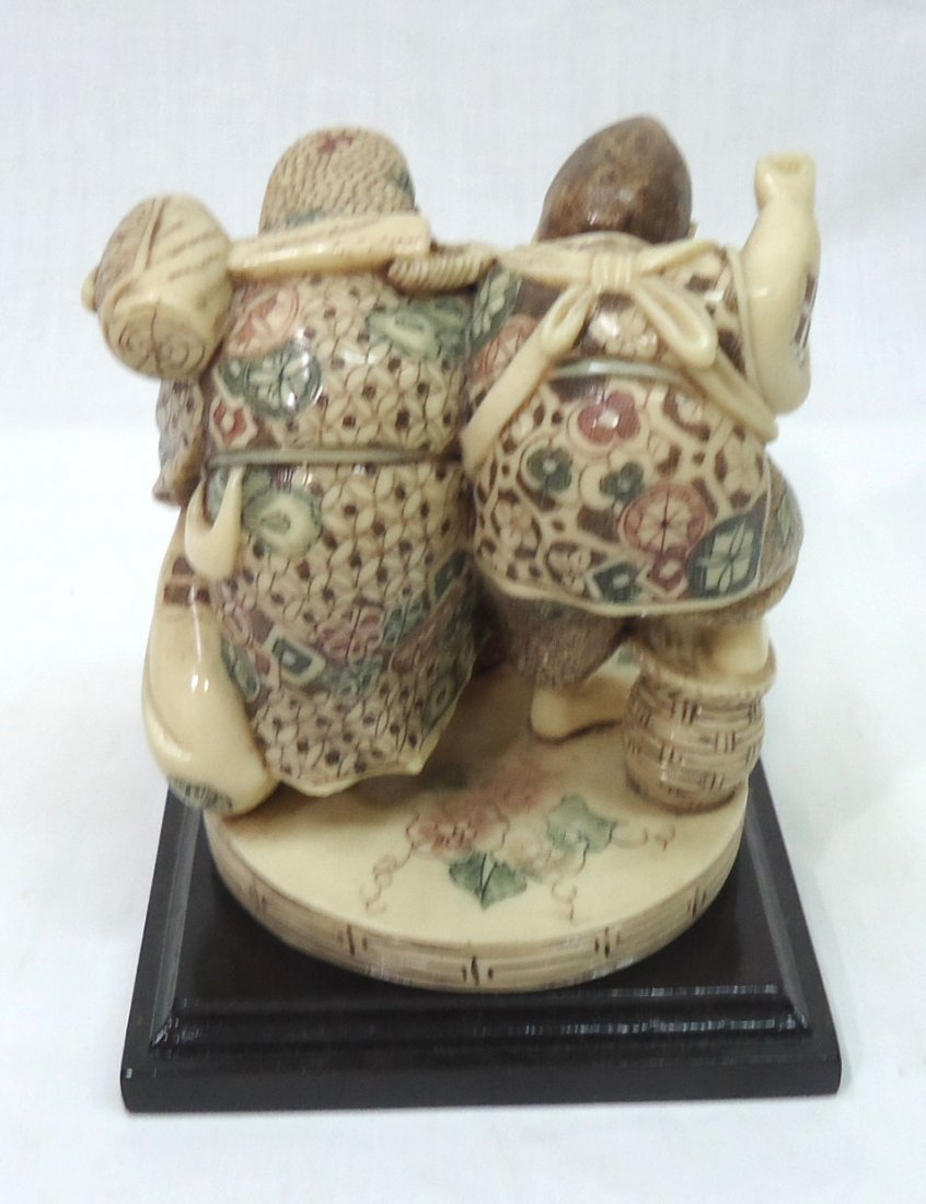 Oriental Double Figure - 4