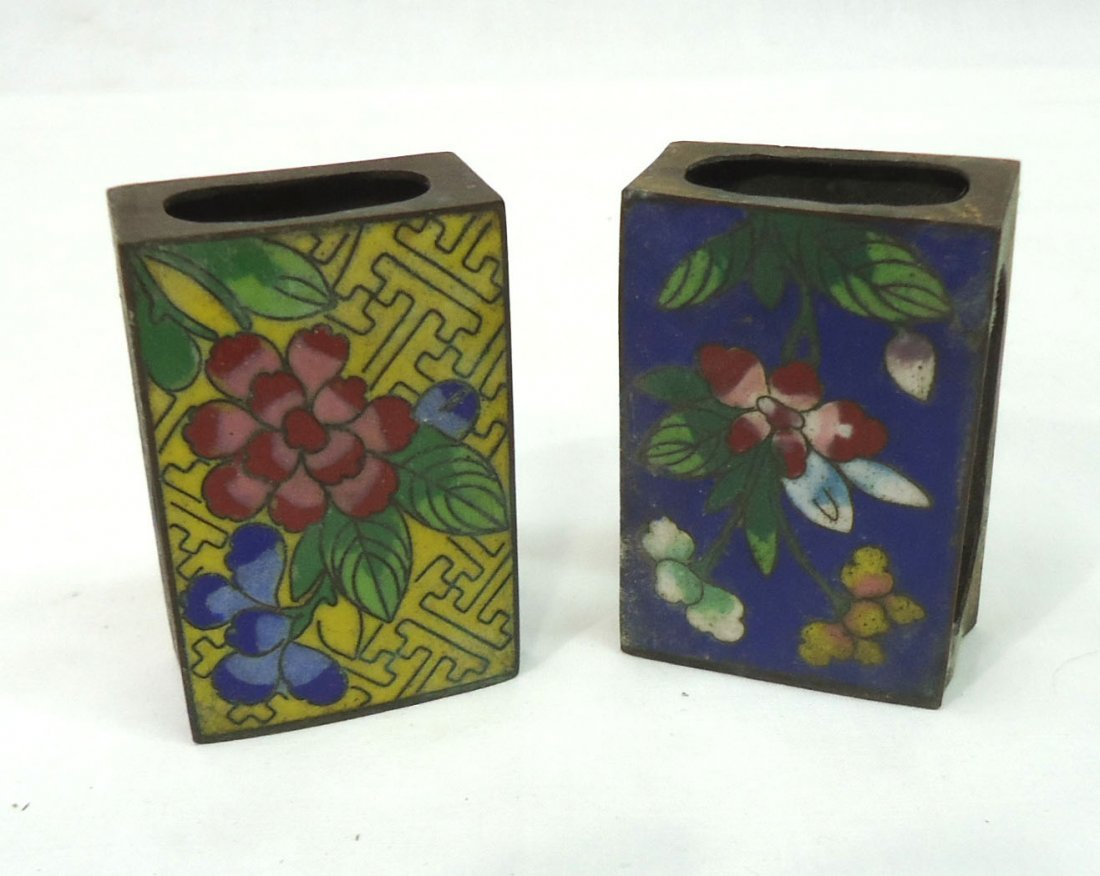 2- Cloisonné Math Box Covers