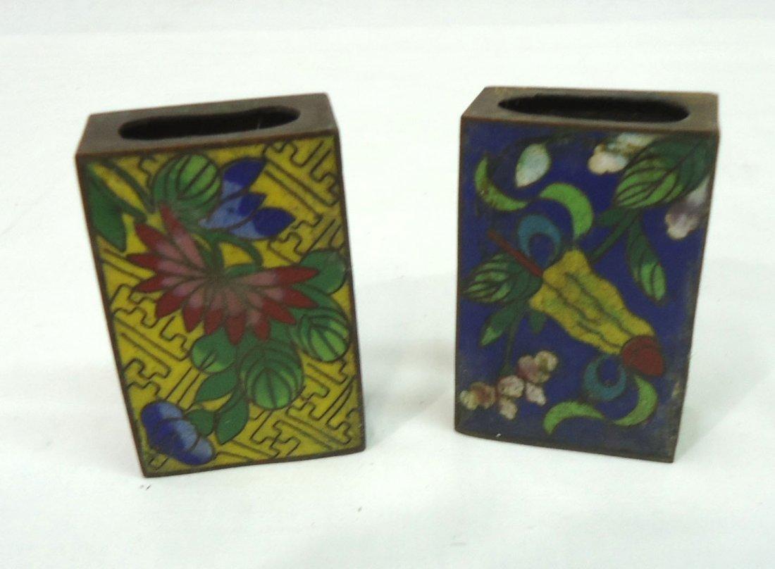 2- Cloisonné Math Box Covers - 3