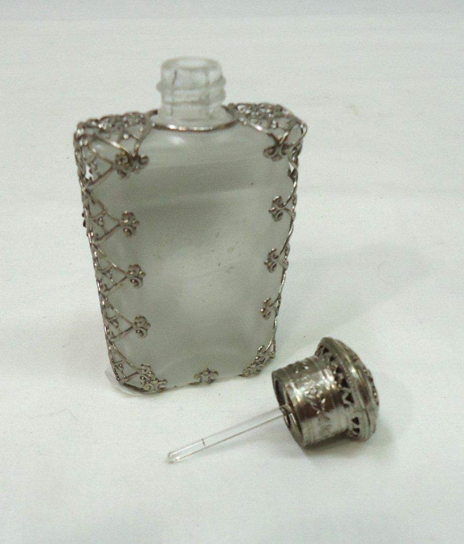 Ornate Fish Perfume Bottle - 3