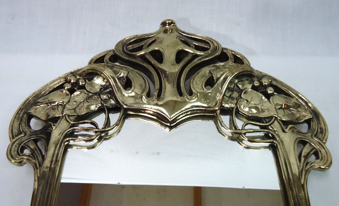 Art Nouveau Style Mirror - 4