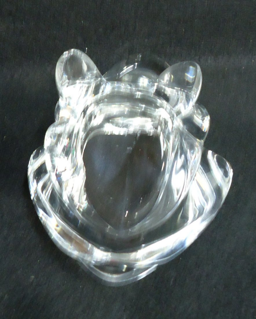 Glass Frog Dish - 5