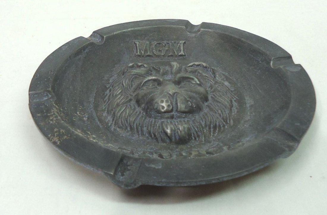Modern MGM Ash Tray
