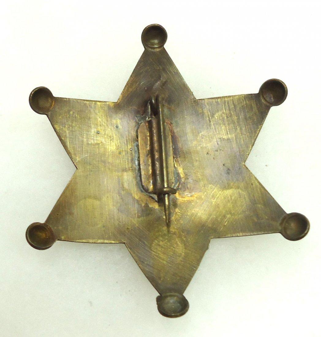 Modern Deputy Sheriff Badge - 2