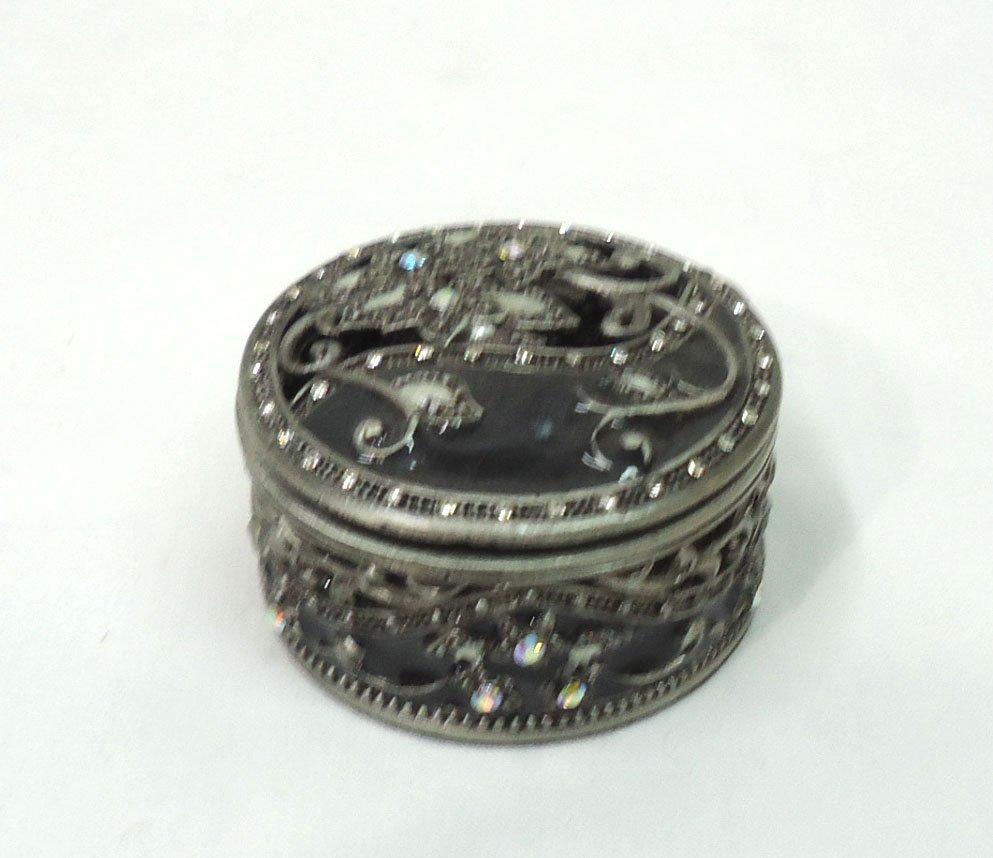 Jeweled Ring Box