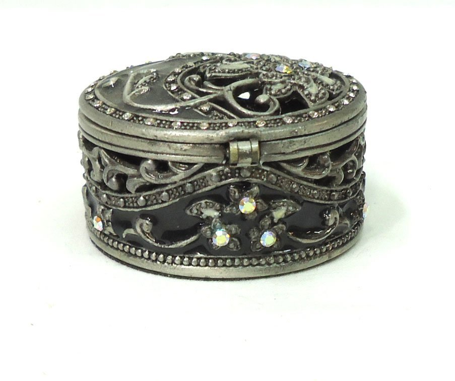 Jeweled Ring Box - 4