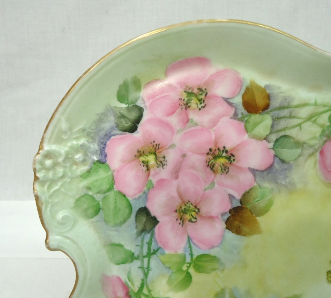 H.P. Limoges Tray - 3