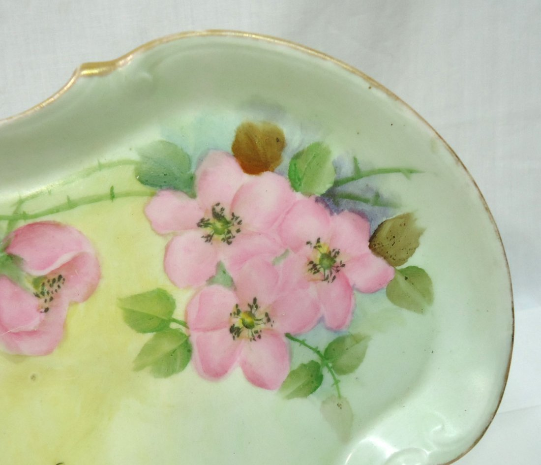 H.P. Limoges Tray - 4