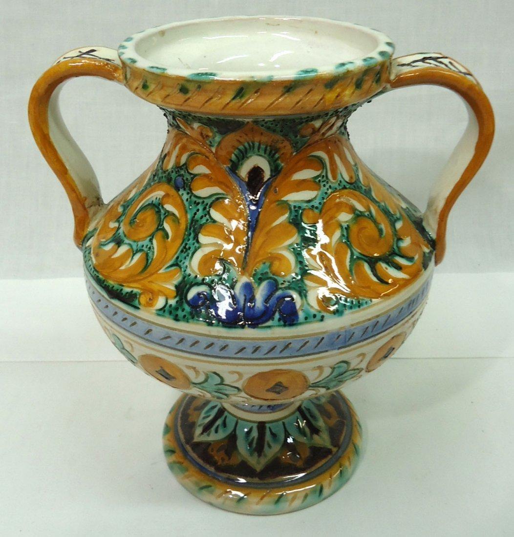 Pr. Italian Porcelain Vases - 3