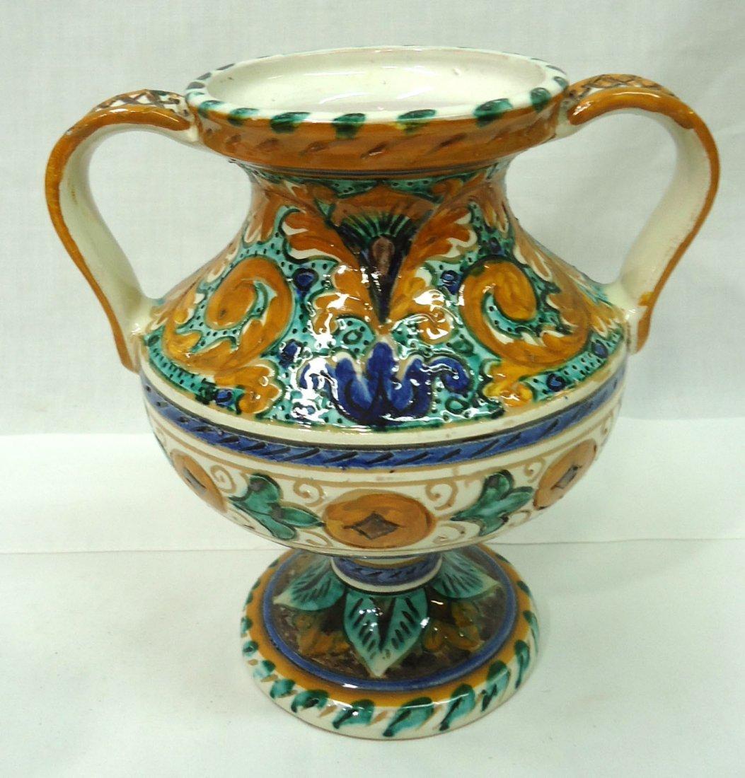 Pr. Italian Porcelain Vases - 5